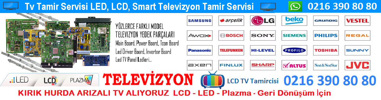 LCD TV Tamircisi 0216 483 62 62